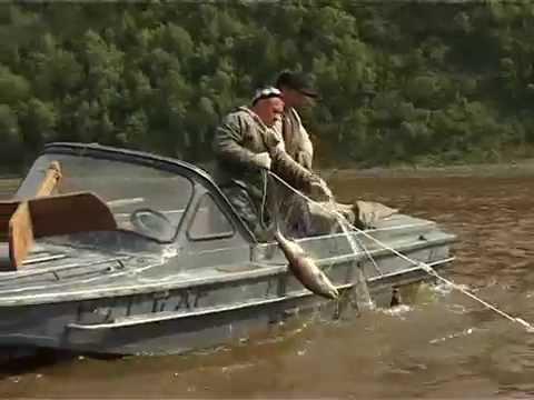 Рыбоохрана и рыбаки