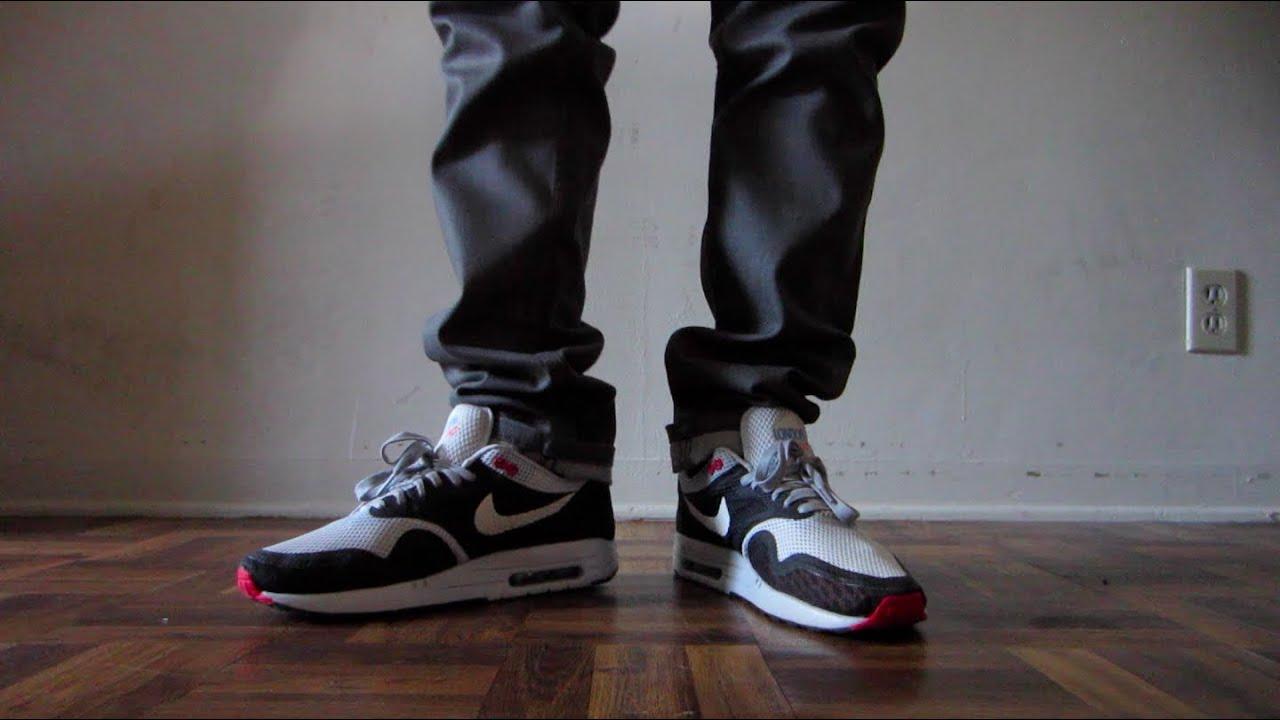 Nike Air Max 90 Ultra Breathe On Feet