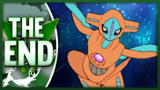 Pokemon Omega Ruby & Alpha Sapphire - Delta Episode - FINALE - Catching Deoxys & Rayquaza
