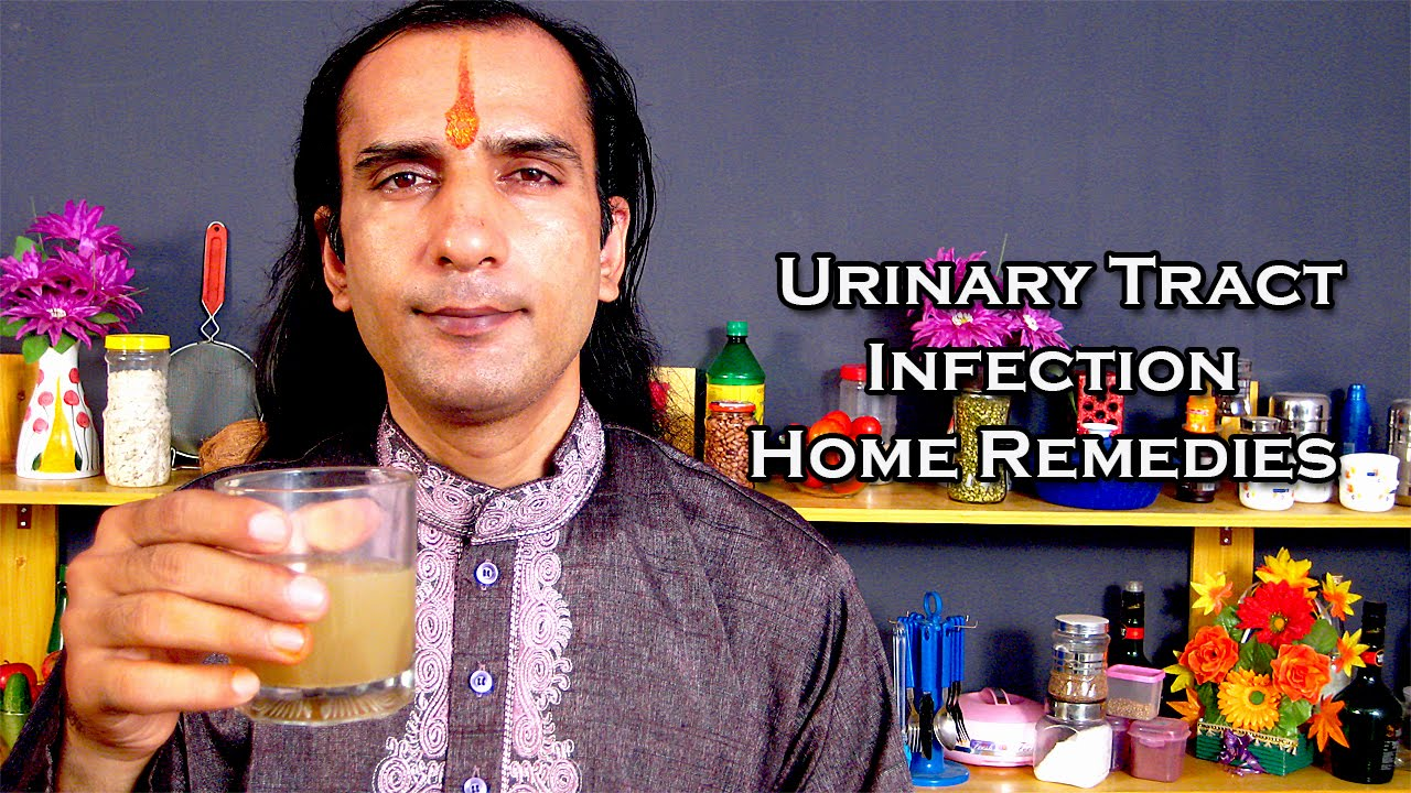 Home Remedies For Urinary Tract Infection By Sachin Goyal Ekunji