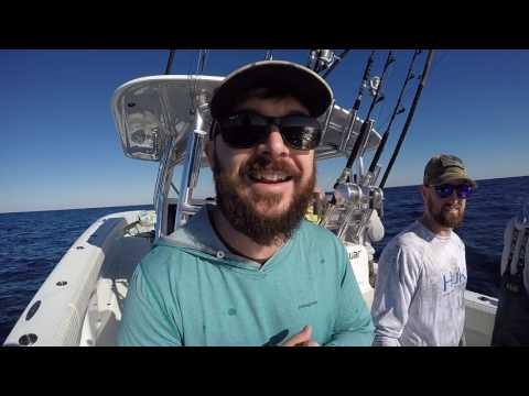 NEW ORLEANS ADVENTURE WITH MEXICAN GULF FISHING COMPANY!