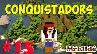 Minecraft - Conquistadors - Ep15 - Le bétail - [HD-FR] MrElldé