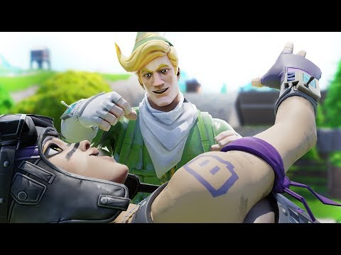 Killing Twitch Streamers #9 (with Reactions) - Fortnite Battle Royale