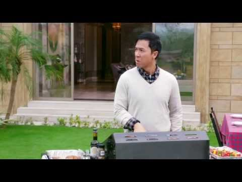 Donnie Yen - 2015 Funny Commercial - SinoMax and SuperHeroFilms