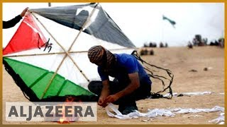 🇮🇱 🇵🇸 Israel demands end to flaming kites amid reports of ceasefire | Al Jazeera English