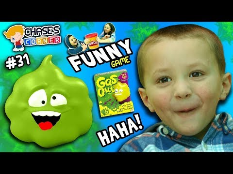Chase's Corner: Gus Gas Out the Green Cloud Toy (#31)   DOH MUCH FUN