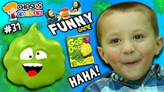 Chase's Corner: Gus Gas Out the Green Cloud Toy (#31) | DOH MUCH FUN