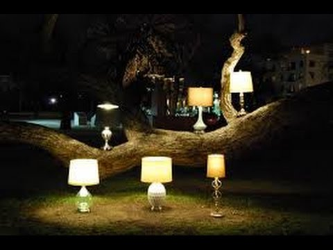 Battery powered table lamps youtube battery powered table lamps aloadofball Images