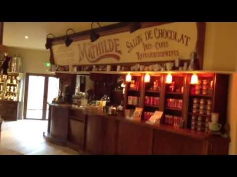 Le comptoir de Mathilde chocolaterie de Tulette