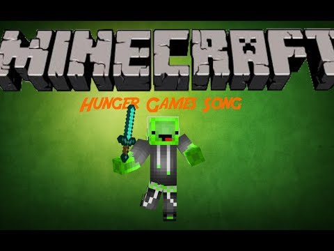 Minecraft Hunger Games Song With Lyrics
