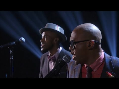 America's Got Talent 2015 S10E21 Semi-Finals Rd.1 - The CraigLewis Band