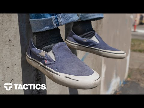 Vans Slip-On Pro Shoes Wear Test Review