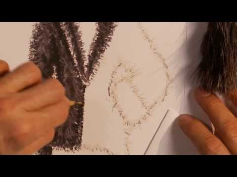 How to Render Faux Fur - A Fashion Design Lesson Preview