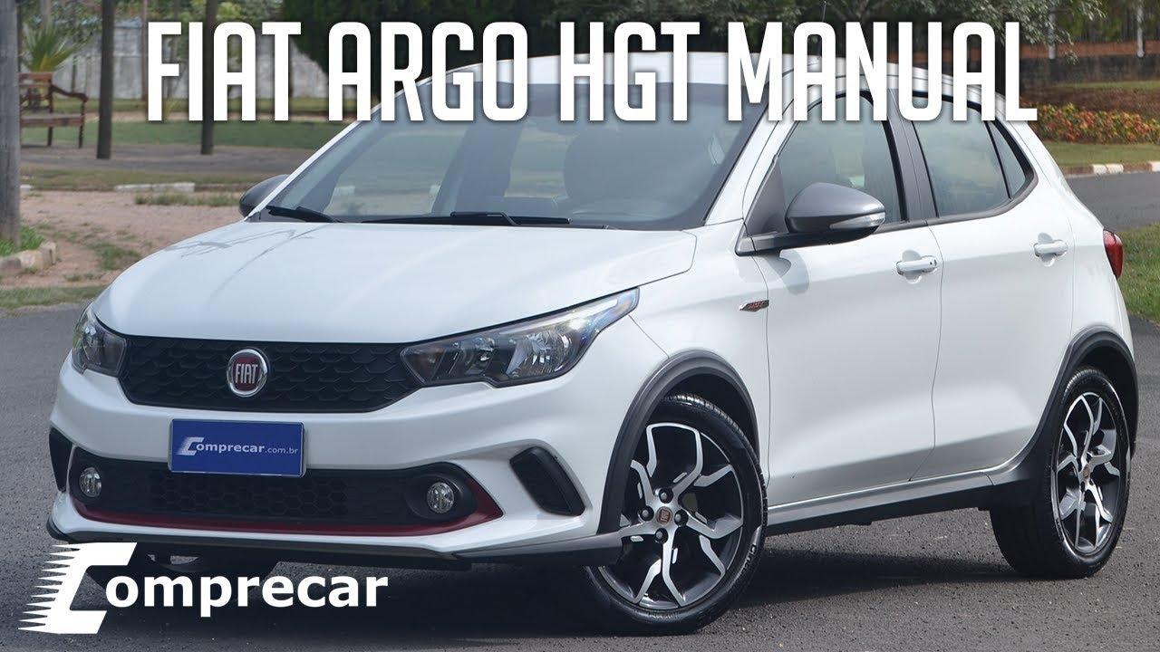 Avalia U00e7 U00e3o  Fiat Argo Hgt Manual
