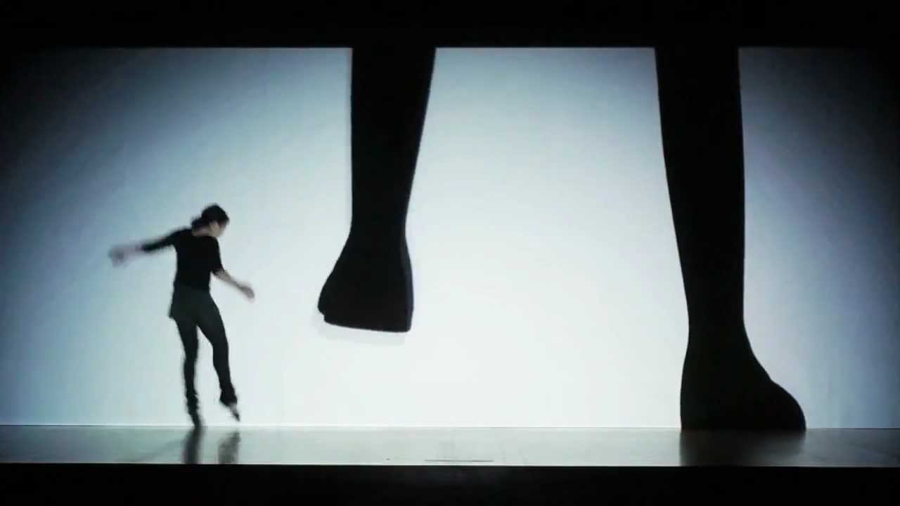 art/dance - Magazine cover