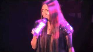 Charice Concert - Because you loved me