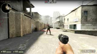 CS:GO Adjusting shoker part 1 / КС:ГО Пристрелка шокера часть 1