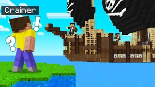 They ADDED PIRATES To MINECRAFT!  (stole our loot)