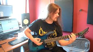 AMORPHIS - Wrong Direction | GUITAR COVER