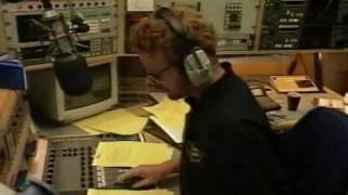 Chris Evans quits Radio 1 (ITN 1997)