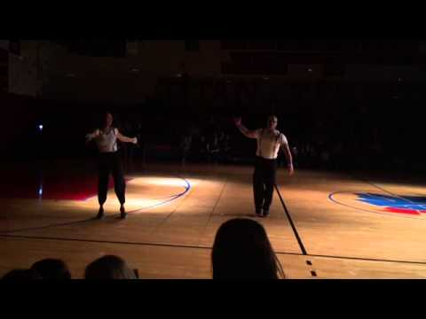 Toll Gate High School 2015 Dancing With The Senior Stars 10th Anniversary Dance 11 (1st Place)