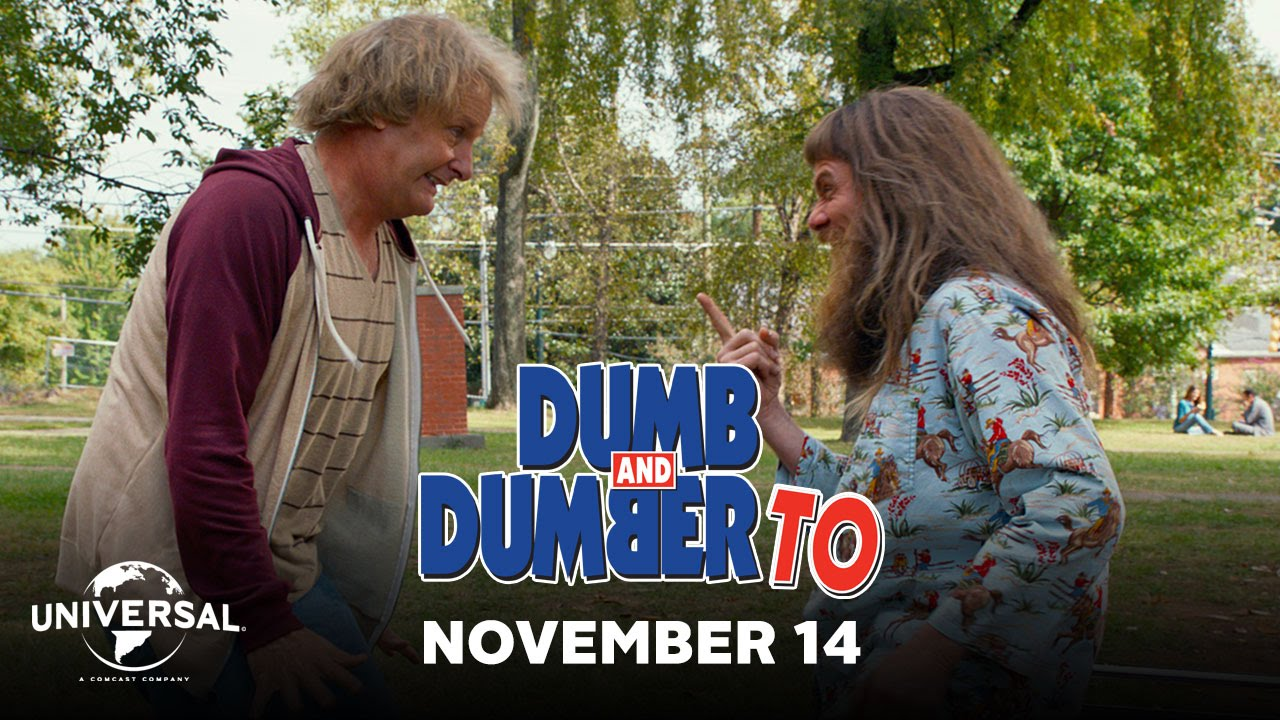 Download Dumb and Dumber To - In Theaters November 14 (TV Spot 4) (HD)