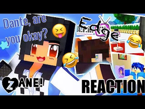 Zane's EDGE! REACTION | APHTV Roleplay Bloopers #2