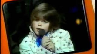 Little Jimmy Osmond.