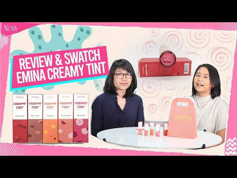 review-&-swatch-emina-creamy-tint
