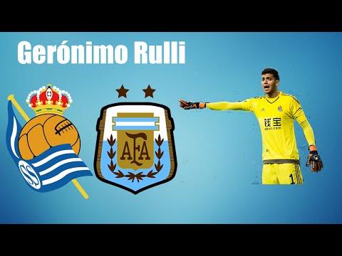 ●Gerónimo Rulli● Best Saves Real Sociedad 2016 ●Argentina Sub-20 goalkeeper
