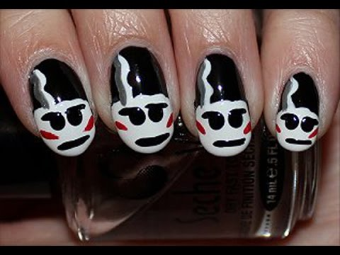 Male nail art youtube male nail art prinsesfo Image collections