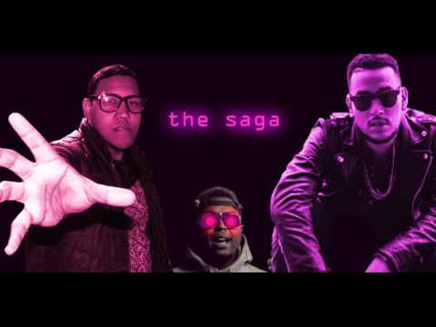 Anatii ft AKA-The Saga (Remix) (@gceethemc)