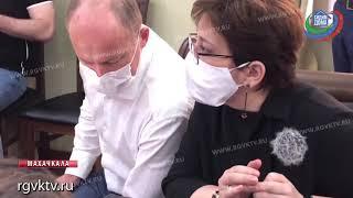 Фото Московские медики положительно оценили работу дагестанских врачей