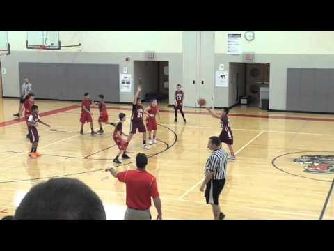 PBurg Liners vs Saucon Valley December 19 2015