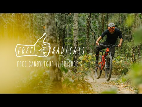Free Candy Tour // E4: Arm Pump and the RV Game at Trans BC