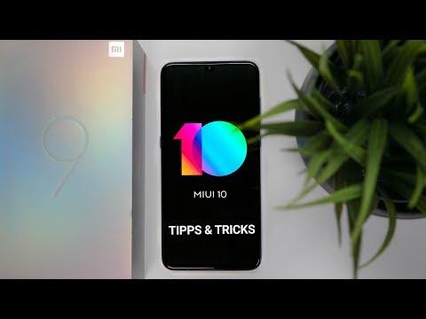 MIUI 10 Tipps & Tricks (mit Xiaomi Mi 9)   CH3 Tutorial Deutsch