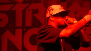 Kutt Calhoun WELCOME TO THE MIDWEST Starnge Noize tour Pittsburgh