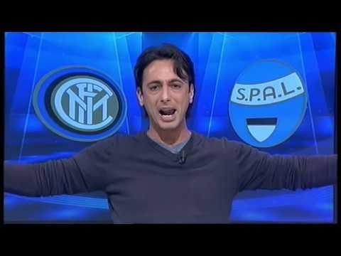 Inter Spal 2-1 con Filippo Tramontana