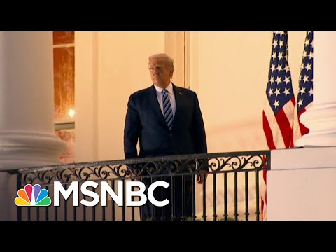 Fmr. RNC Chairman: Trump 'Is The Problem In The WH, And Everyone Wants To Tip-Toe Around It' | MSNBC