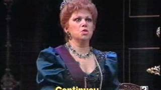 Fedora - Giordano - Part 2 - José Carreras - Mirella Freni - Barcelona 1993
