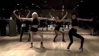 BLACK PINK (블랙핑크) Dance Practice Choreography (Jisoo, Jennie, ROSÉ, Lisa) Video