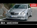 Buying a used Mercedes C-class W203 - 2000-2007, Common Issues, Buying advice / guide