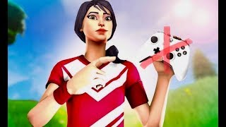 PS4 PLAYER REGARDER (Fortnite Mobile) Creative Code:darkozyt