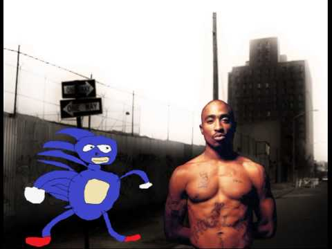 2Pac vs Sonic Adventure   Hit Em Up(Red Hot Skull remix)