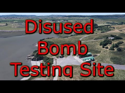 Urban Explorer UK - Disused Bomb Testing Site