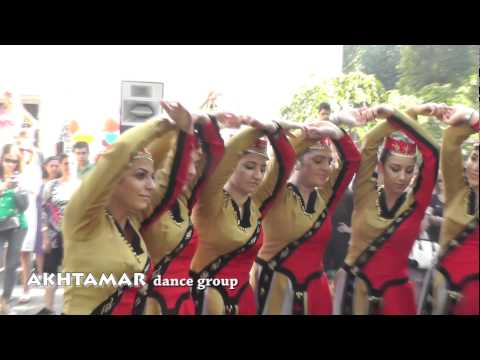 The Fourth Annual Armenian Street Festival in London