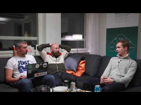 Hackernytt TV S01E06, Philip Bergqvist, Unified Intents AB