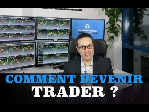 Comment devenir trader : Les différentes possibilités !