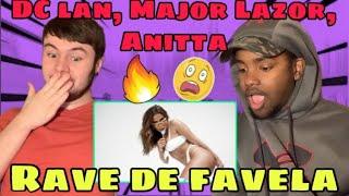 Baixar MC Lan, Major Lazer, and Anitta Rave De Favela MV REACTION