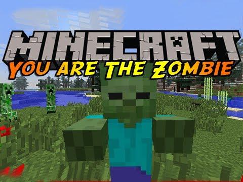 Скачать мод на майнкрафт you are the zombie на версию 1.6.4